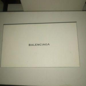 Balenciaga Wallet Box